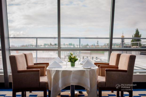 На высоте: панорамные рестораны