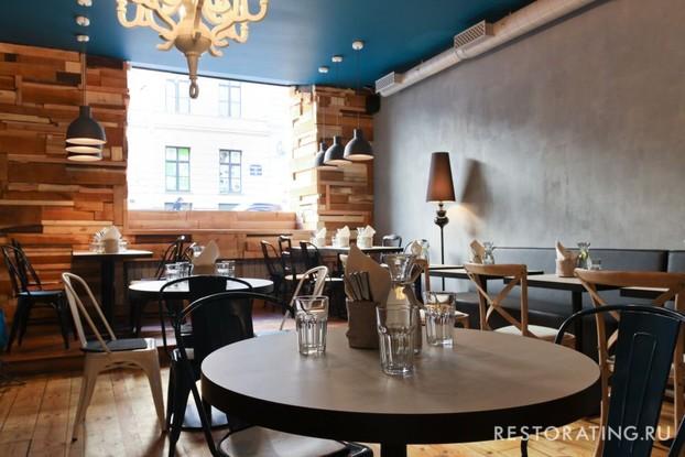 ресторан «Общество чистых тарелок», Санкт-Петербург: Общество чистых тарелок
