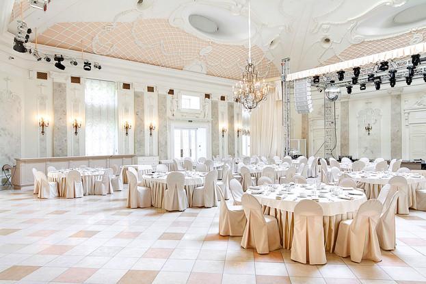 ресторан «Летний дворец», Санкт-Петербург
