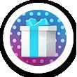 Подарки и бонусы