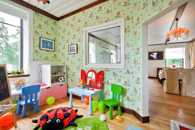 ресторан «Корчма», Санкт-Петербург: Детская комната