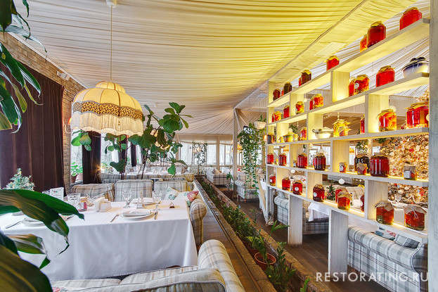 ресторан «На речке», Санкт-Петербург