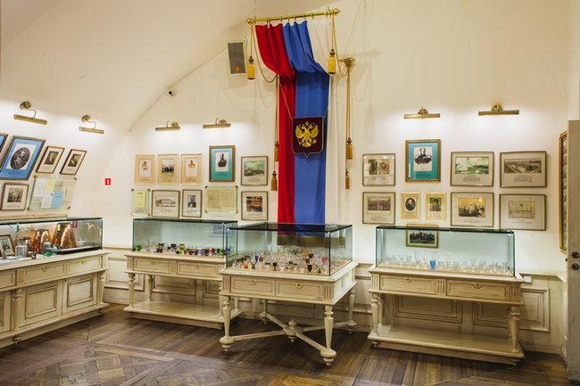 Русская рюмочная № 1: Ночь музеев