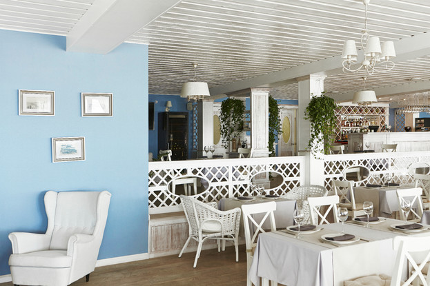 ресторан «Калипсо», Санкт-Петербург