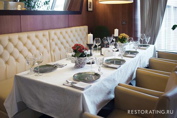 ресторан «Якитория и Mojo», Санкт-Петербург