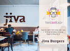 Take Eat Easy: Jiva Burgers