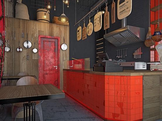 ресторан «Meat Makers», Санкт-Петербург
