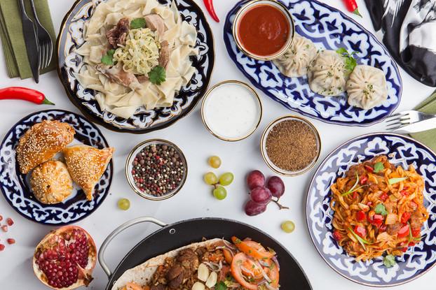 Ресторан «ЛюбимRest», Санкт-Петербург: Узбекская кухня