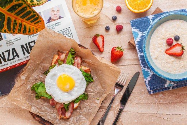 Чечил: Сытные завтраки