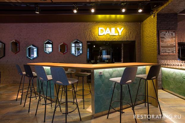 бар «Daily», Санкт-Петербург