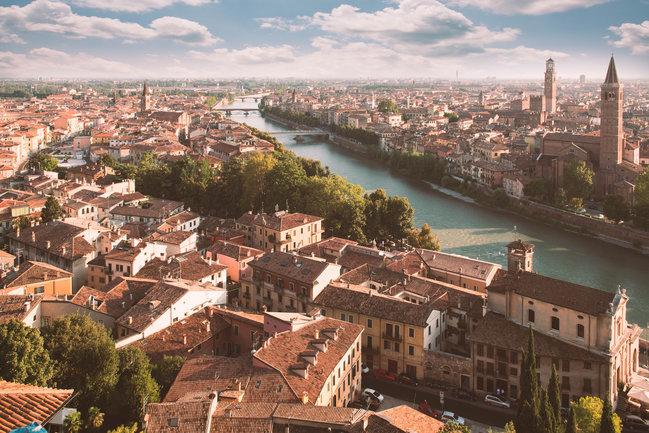 Jamie's Italian: Винный тур в Италию