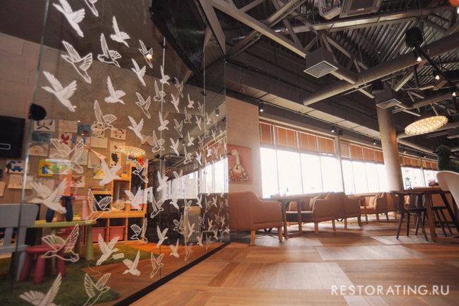 Птичий двор: Пасхальные куличики и панкейки