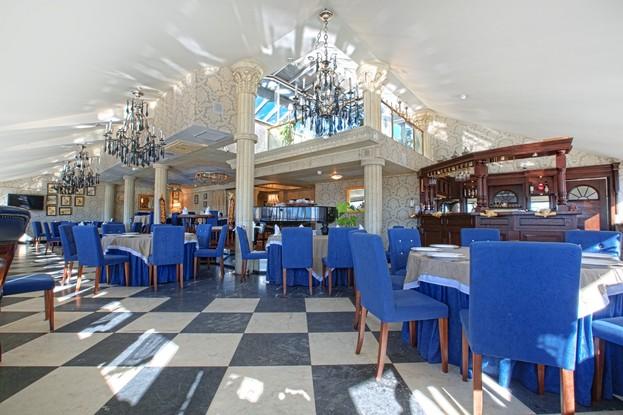 ресторан «Банкетный ресторан Панорамика», Санкт-Петербург