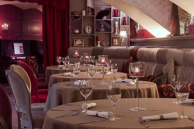 ресторан «La Russ», Санкт-Петербург
