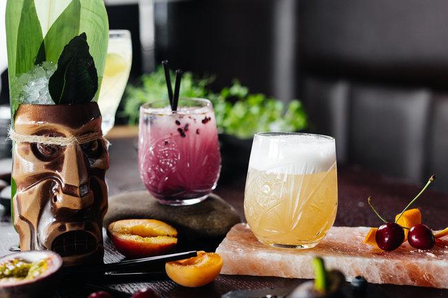 Dozari: Освежающие и согревающие коктейли