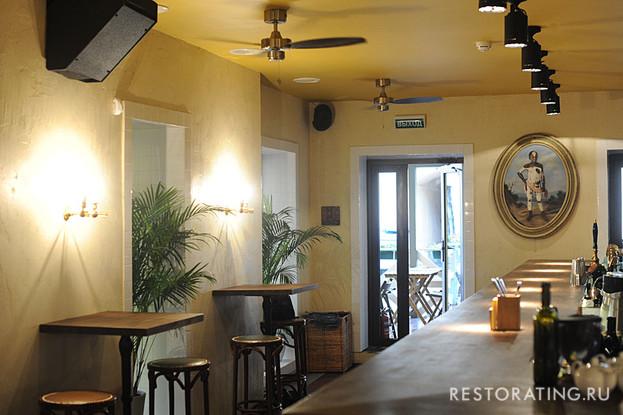 ресторан «Скотный двор», Санкт-Петербург