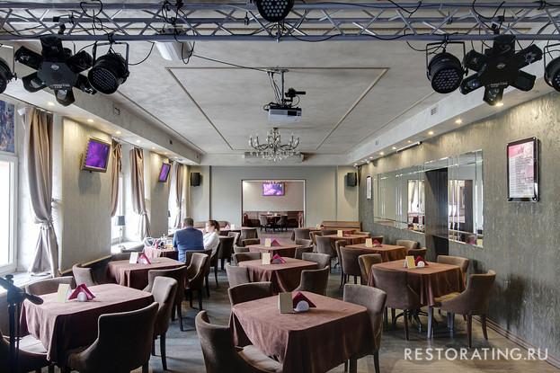 ресторан «White Night Music Joint», Санкт-Петербург