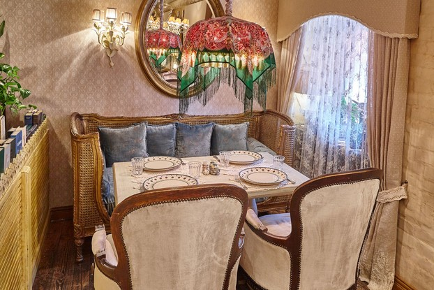 ресторан «Мари Vanna», Санкт-Петербург