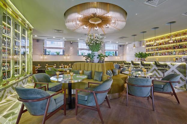 ресторан «Geraldine», Санкт-Петербург