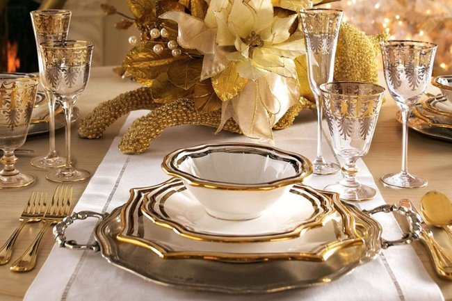 Mze (Ресторан Солнца): Golden New Year