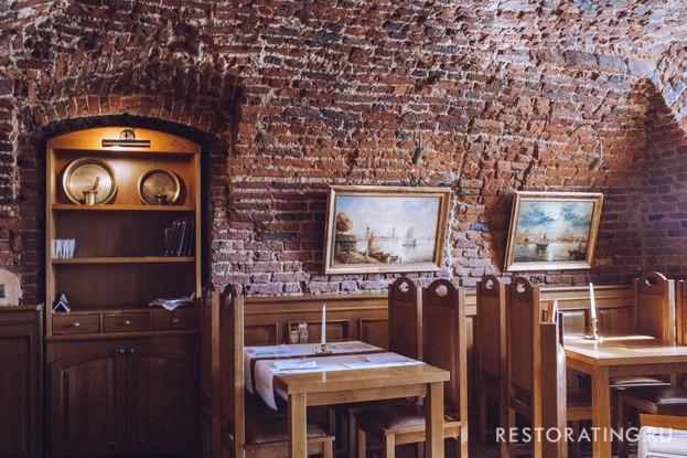ресторан «Градъ Петровъ», Санкт-Петербург