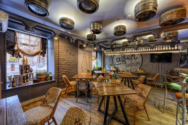 ресторан «Restopub Jager», Санкт-Петербург