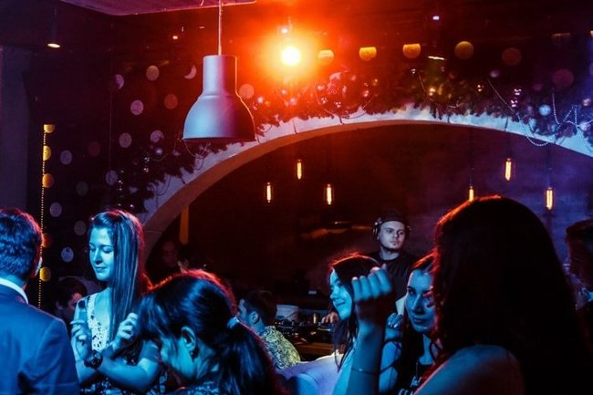 Del Mar: Зажигательная вечеринка