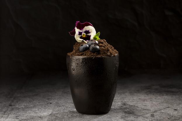 Ресторан «Clouds», Санкт-Петербург: Power Flower
