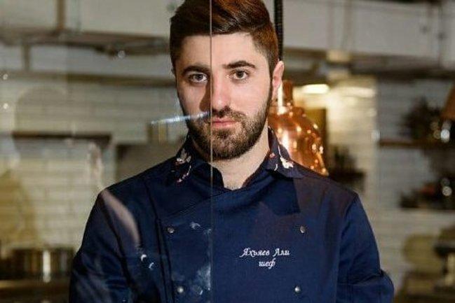 Pushkarski: Chef's Table с Али Яхьевым