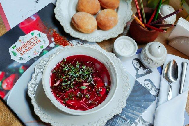 Пряности & радости: Холодные супы