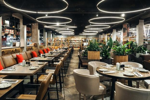 ресторан «Сыроварня», Санкт-Петербург