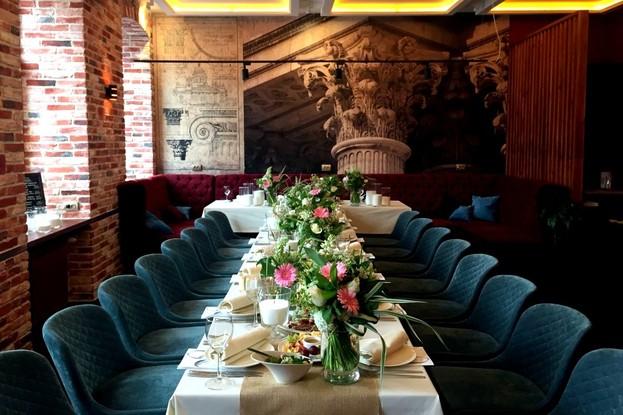 ресторан «La Presse», Санкт-Петербург