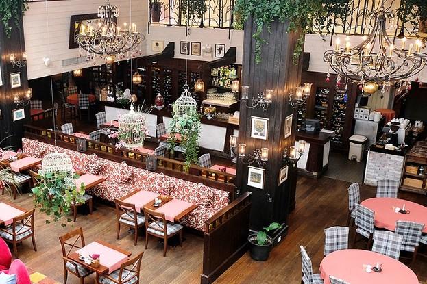 ресторан «Mr. Grön», Санкт-Петербург
