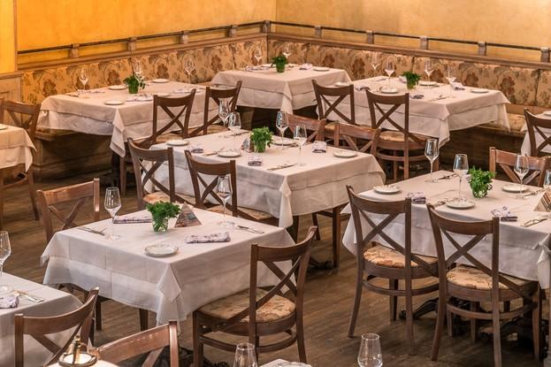 ресторан «FermA», Санкт-Петербург