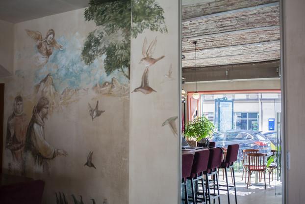 ресторан «Pio Nero», Санкт-Петербург