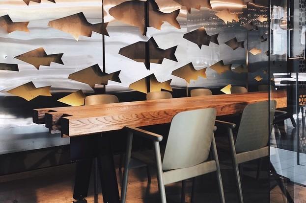 ресторан «Port», Санкт-Петербург