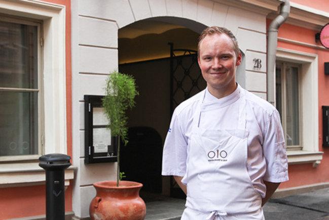 Барклай: 6 сезонных блюд от Heikki Liekola