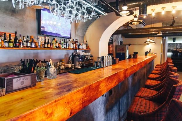 кафе «Gino bar e cucina», Санкт-Петербург