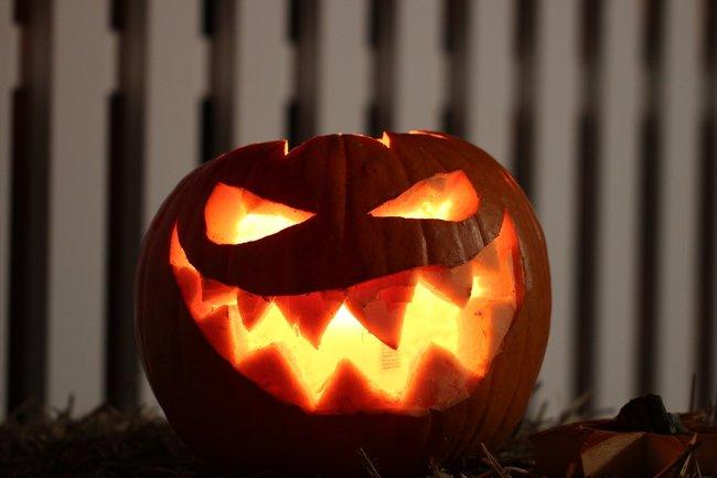 Пряности & радости: Тыква к Хэллоуину