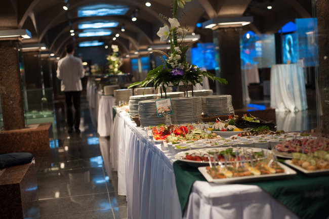 Stroganoff Catering: Фуршет для любого мероприятия
