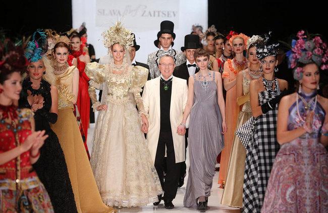 Екатерина Великая: Мода в тандеме с высокой кухней