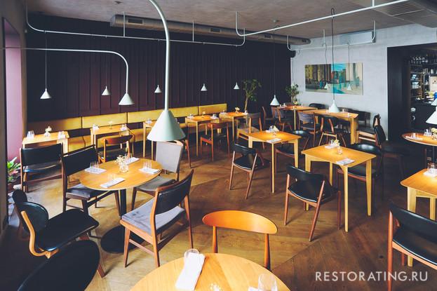 ресторан «Gills», Санкт-Петербург