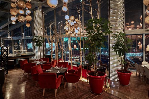 ресторан «Sixty», Санкт-Петербург