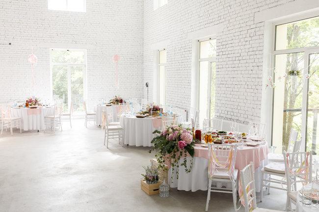 Stroganoff Catering: Современная лофт-свадьба