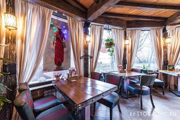 ресторан «Место встречи», Санкт-Петербург