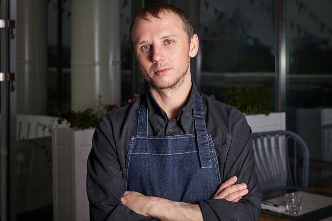 Food Park: Встречайте, Иван Касьянов
