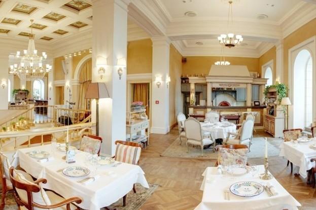 ресторан «Buono», Санкт-Петербург