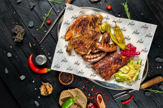 Food Park: День для мужчин