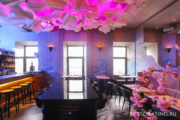 бар «Tsunami», Санкт-Петербург