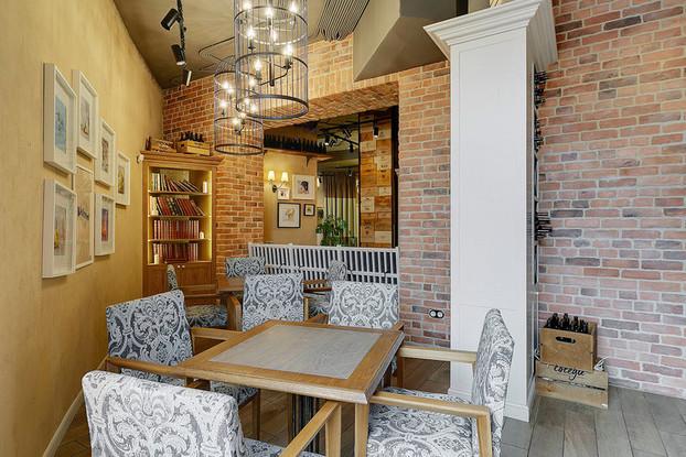 ресторан «Соседи», Санкт-Петербург